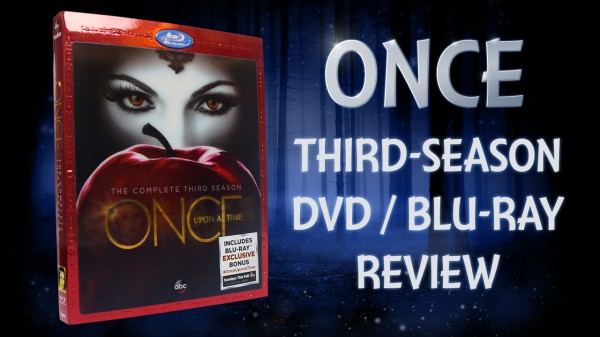 once upon a time season 3 dvd bluray review podcast