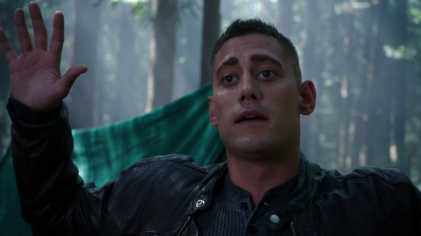 Once Upon a Time 4x03 Rocky Road - Will Scarlet in the Woods