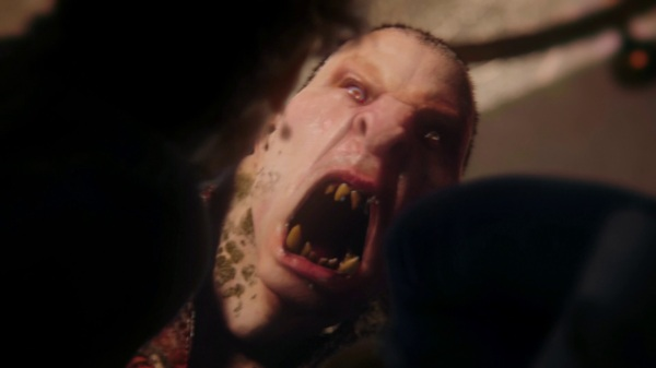 Once Upon a Time 4x06 Family Business - Ogre that attacked Belle's Mom