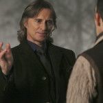 Once Upon a Time podcast 4x18 Heart of Gold - Mr. Gold making deals with the author
