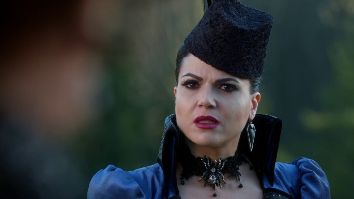 Once Upon a Time 4x21 Mother - Regina Evil Queen Tarantula Necklace