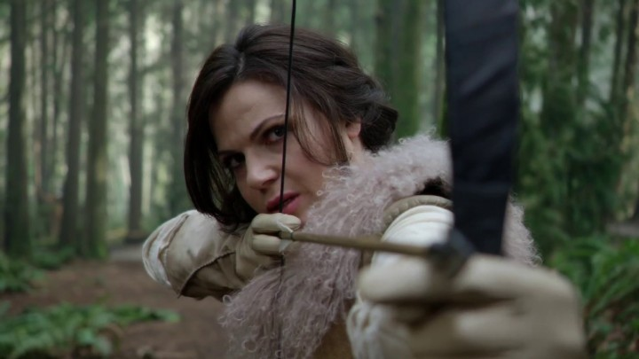 Once Upon a Time 4x22 Operation Mongoose - Bandit Regina in alternate reality