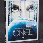 Once Upon a Time fourth season unboxing [video]