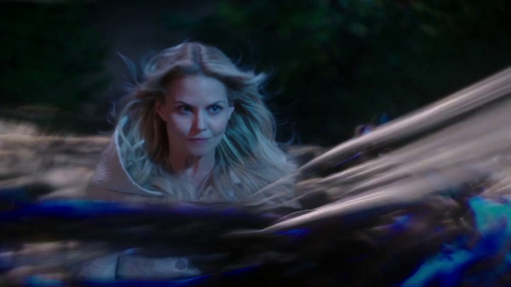 Once Upon a Time 5x05 Dreamcatcher - Emma freeing Merlin