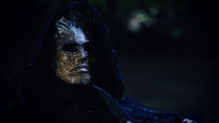Once Upon a Time 5x05 Dreamcatcher - Masked First Dark One