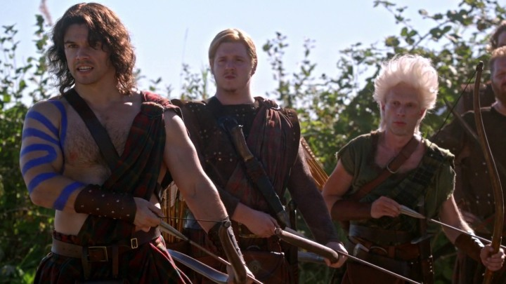 Once Upon a Time 5x06 The Bear and the Bow - Macintosh, MacGuffin, and Dingwall