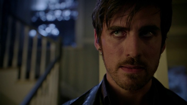 Once Upon a Time 5x08 Birth - Hook take care of Emma