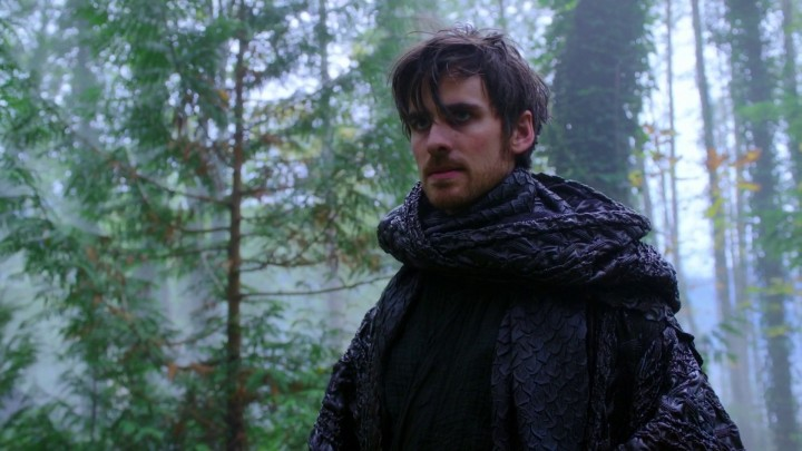 Once Upon a Time podcast 5x10 Broken Heart - Captain Dark One
