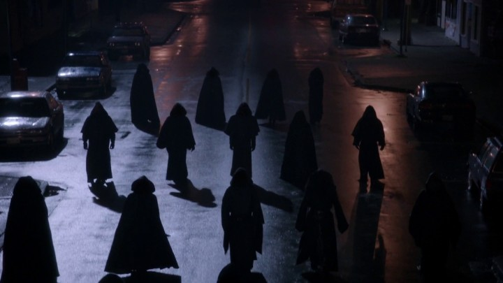 Once Upon a Time 5x11 Swan Song - Dark Ones in Storybrooke