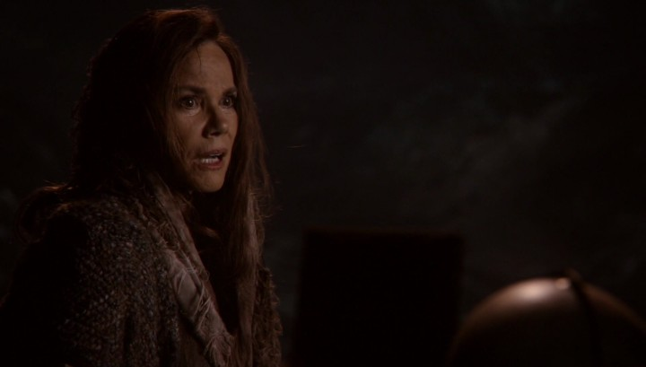Once Upon a Time 5x12 Souls of the Departed - Hades turns Cora back into a miller's daughter