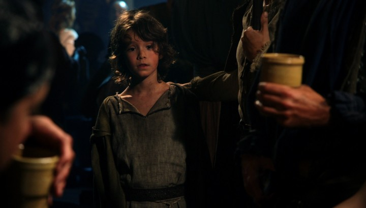 Once Upon a Time 5x14 Devil's Due - Baelfire from 2x04 The Crocodile