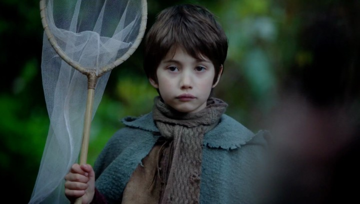 Once Upon a Time 5x14 Devil's Due - Young Baelfire