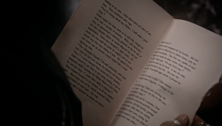 Once Upon a Time 5x21 Last Rites - Hades and Olympian Crystal story third page