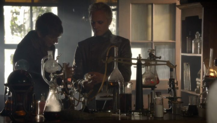 Once Upon a Time 6x03 The Other Shoe - Dr. Jekyll meets Dr. Frankenstein