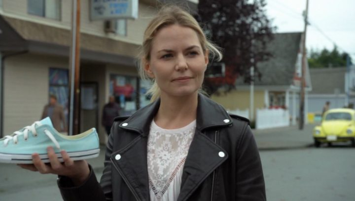 Once Upon a Time podcast 6x03 The Other Shoe - Emma finds Cinderella using the other shoe