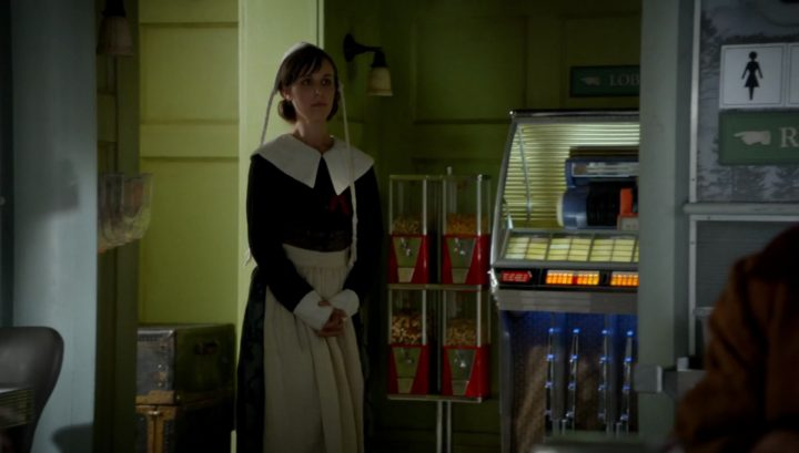 Once Upon a Time 6x03 The Other Shoe - Hester Prynne from Nathaniel Hawthorne's The Scarlett Letter