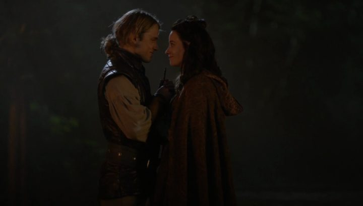 Once Upon a Time 6x03 The Other Shoe - Jacob and Clorinda