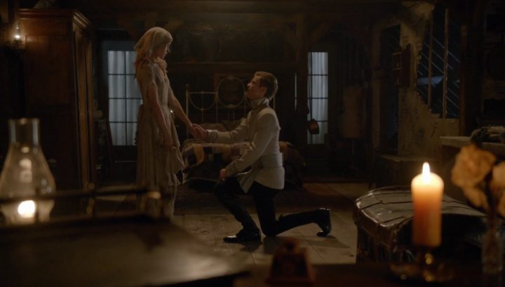 Once Upon a Time 6x03 The Other Shoe - Prince Thomas proposes to Cinderella