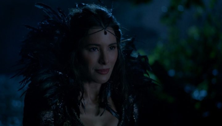 Once Upon a Time 6x09 Changelings - Black Fairy in the Enchanted Forest