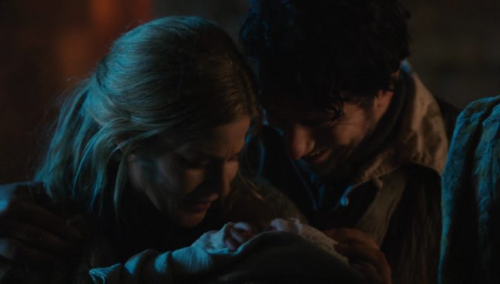 Once Upon a Time 6x09 Changelings - Jack and Jill gets their baby back