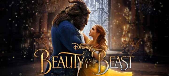 Once Upon a Time podcast - Beauty and the Beast (2017) movie poster