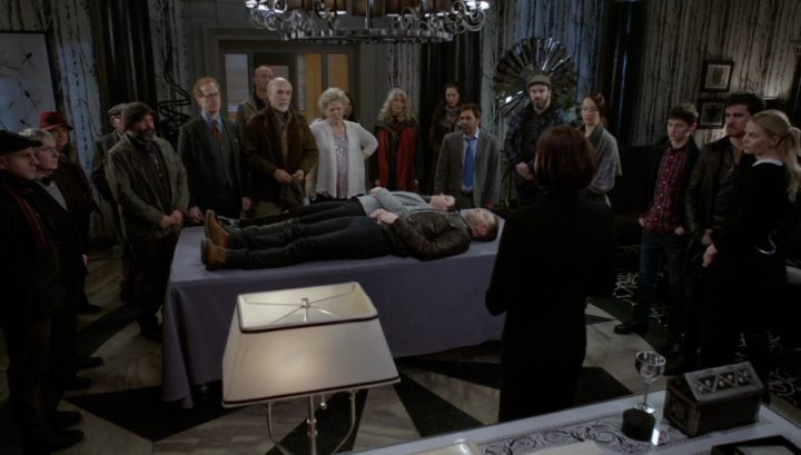 Once Upon a Time 6x17 Awake - Breaking the sleeping curse