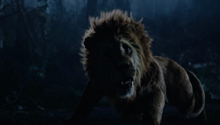 Once Upon a Time 6x18 Where Bluebirds Fly - Cowardly Lion