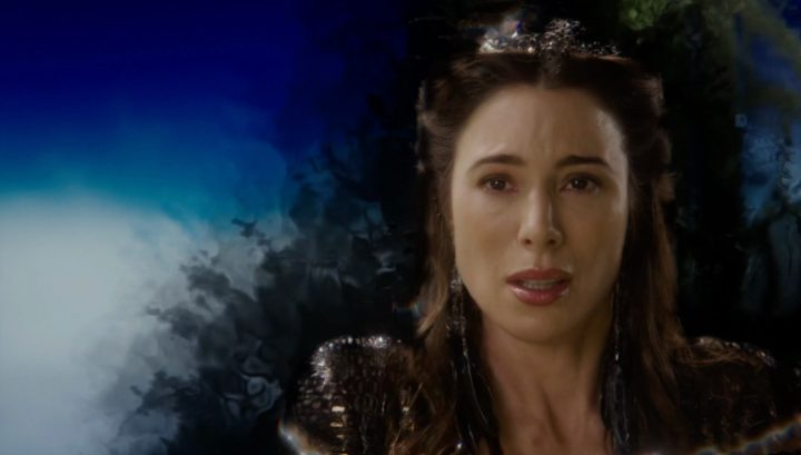 Once Upon a Time podcast 6x19 The Black Fairy - Fiona turns into the Black Fairy