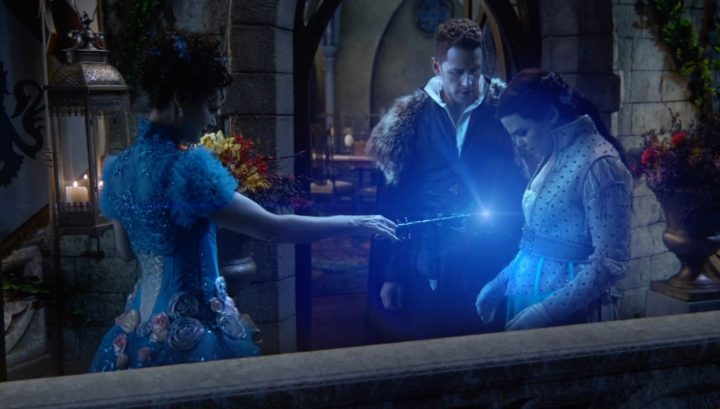 Once Upon a Time podcast 6x20 The Song in Your Heart - Blue Fairy puts everyone's song in Emma's heart
