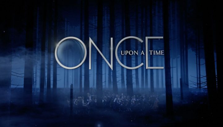 Once Upon a Time 6x20 The Song in Your Heart - Musical episode title card
