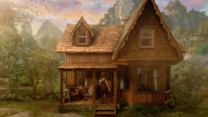 Once Upon a Time 7x04 Beauty - Gold's home