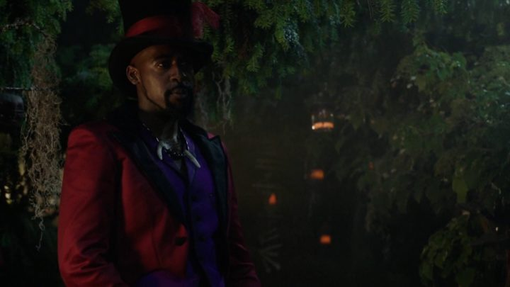 Once Upon a Time 7x05 Greenbacks - Dr. Facilier