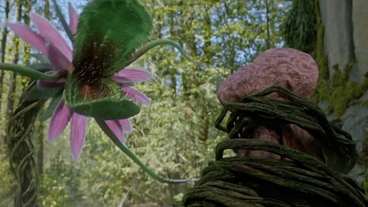 Once Upon a Time 7x06 Wake Up Call - Poisoned flower about to devour Drizella
