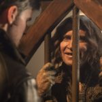 Once Upon a Time podcast 7x13 Knightfall - Nook visits Rumplestiltskin to make a deal to save Alice from the tower