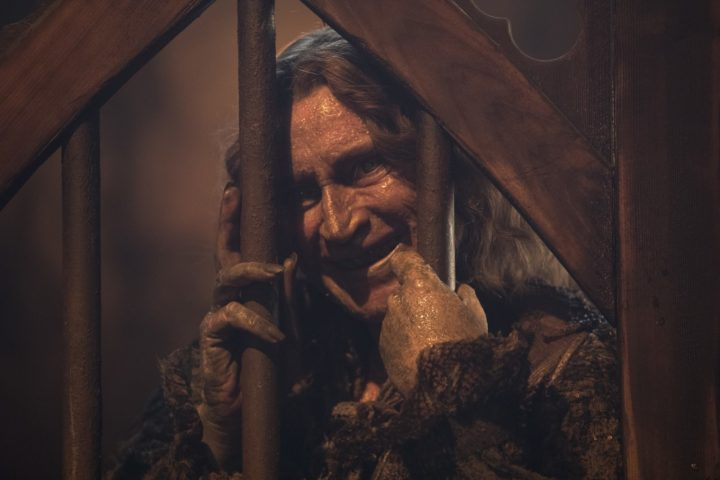 Once Upon a Time 7x13 Knightfall - Wish Realm Rumplestiltskin in jail