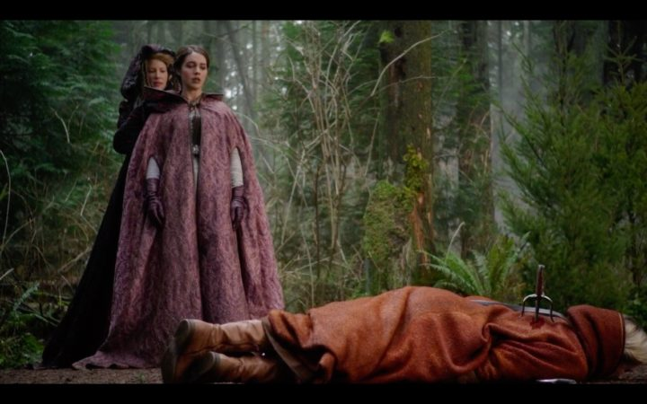 Once Upon a Time 7x15 Sisterhood - Drizella kills Gretel