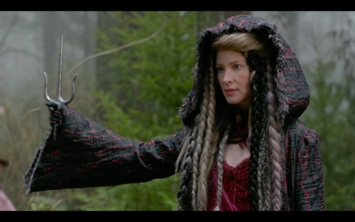 Once Upon a Time 7x15 Sisterhood - Gothel asks Drizella to kill Gretel