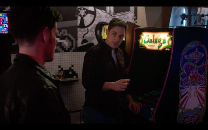 Once Upon a Time 7x15 Sisterhood - Henry playing Galaga