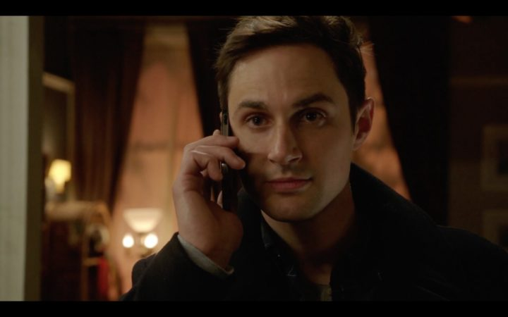 Once Upon a Time 7x20 Is this Henry Mills - Henry calls young Henry in Storybrooke