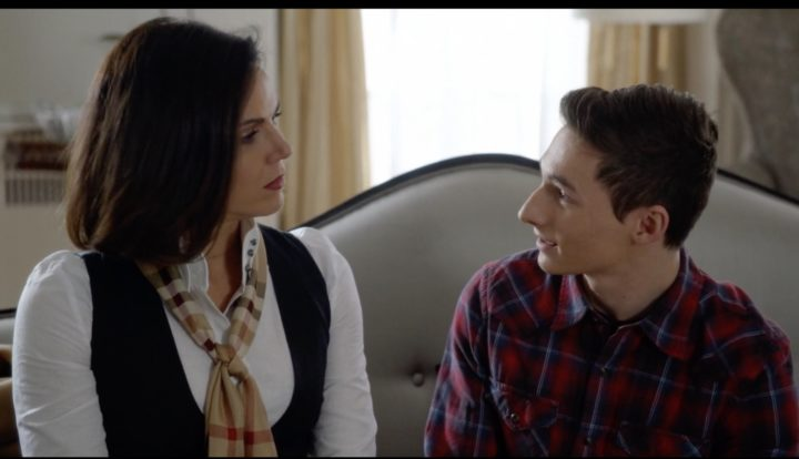 Once Upon a Time 7x20 Is this Henry Mills - Regina and young Henry talk about home