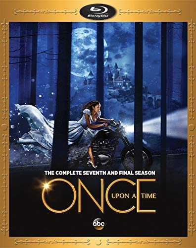 Once Upon a Time seventh season cover